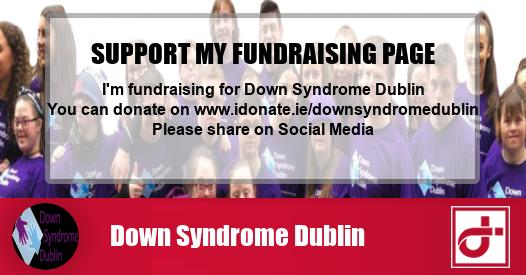 Down Syndrome Dublin Fundraising Ireland, Event Fundraising for ...