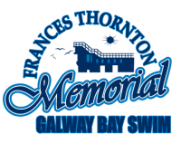 Eoin's Galway Bay Swim For Cancer Care West