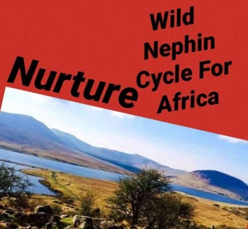 WILD NEPHIN CYCLE FOR NURTURE AFRICA