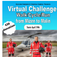 Mizen-Malin Virtual Walk Run Cycle - Kanturk Community Hospital