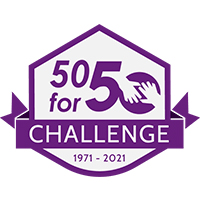 50 for 50 Challenge