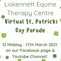 Liskennett Equine Therapy Centre Virtual St. Patricks Day Parade
