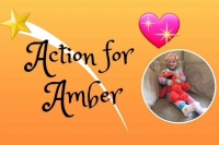 Action for Amber - Bling Hunters Run