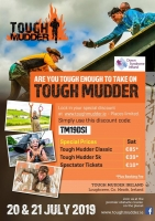 Tough Mudder for Down Syndrome Ireland