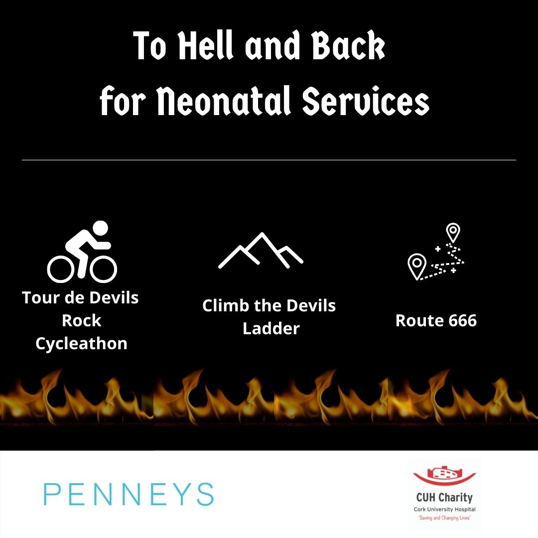 To Hell and Back for CUMH's Neonatal Sanctum