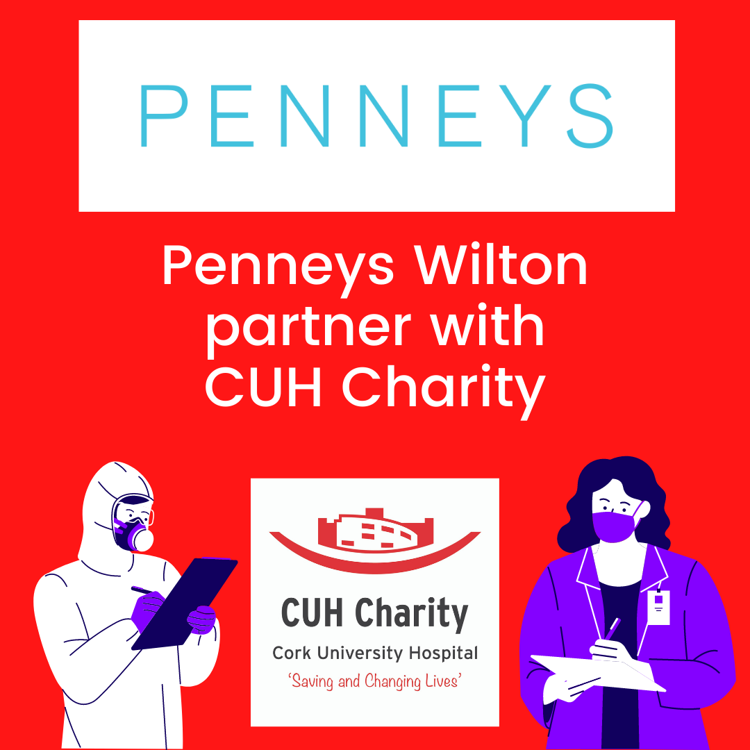 Penneys Wilton partner with CUH Charity for Neonatal Sanctum Appeal