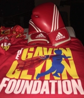 White Collar Boxing in aid of the Gavin Glynn Foundation