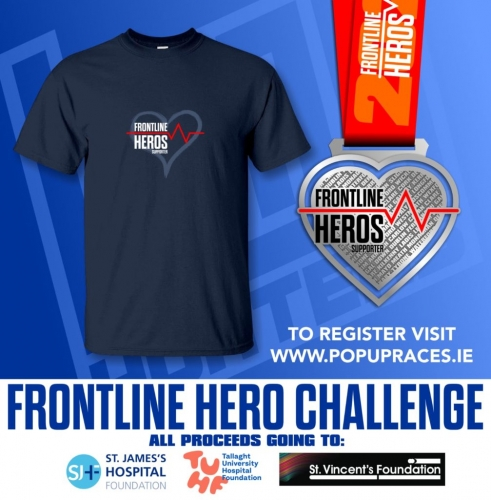 Frontline Hero Challenge - St. James Hospital