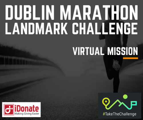 Virtual Mission - Dublin Landmarks Marathon