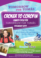Siobhan Day's Fundraising page for Tomás