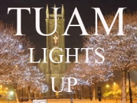 Tuam Lights Up