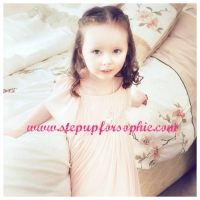 Step up for Sophie