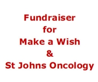 Fundraiser for Make a Wish/St Johns Oncology