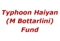 Typhoon Haiyan (M Bottarlini) Fund Appeal