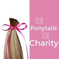 Our Ponytails for Charity