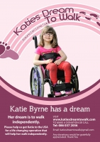 Katie\'s Dream To Walk