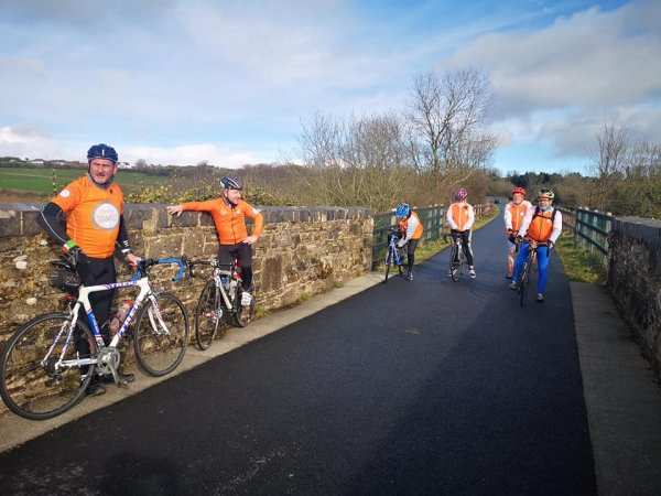 Stephen Mullally birthday  Fundraising Page for Cycle against Suicide