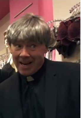 Pat Canty -  Father Ted -  Father Ted -  Buccaneers Rugby Club, Westmeath
