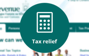 Tax relief on donations