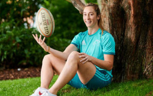 Eimear Looking Forward To Juggling Work And Play For RWC 2019