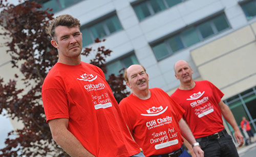 Funding needed for life-saving DNA machine for cancer patients at CUH