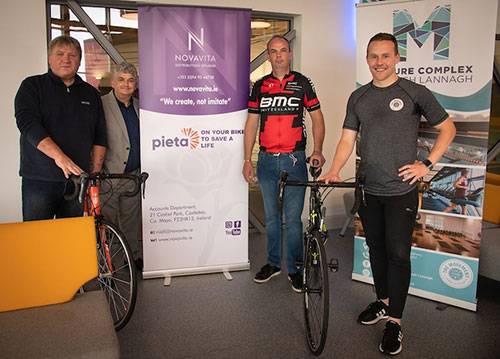 On your bike to save a life - along the Wild Atlantic Way