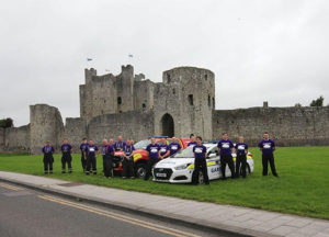 Trim's Emergency Services 999 Challenge for Feileacain
