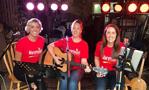 Bandon sisters' act raises money for Marymount and Cancer Connect
