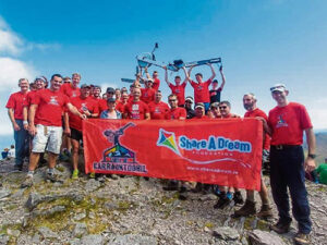 Share a dream - Supporters row in behind garda's fundraising efforts for Limerick-based charity