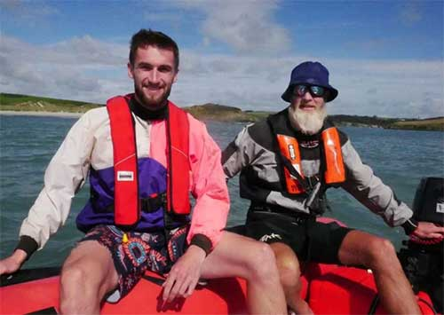 Help keep Inchydoney Inshore Lifeboat afloat