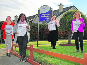Walktober supports Longford Women's Link on its 25th anniversary