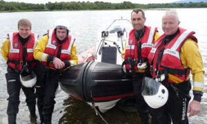 Raffle in aid of Corrib and Mask Search and Rescue Unit