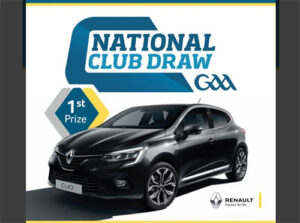 GAA National Club Draw on iDonate